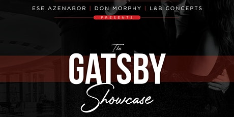 The Gatsby Showcase: Experience Fashion and Luxury tickets