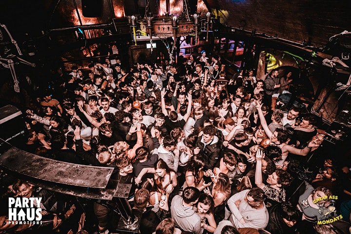 O'Reilly's | Nightlife Re-Opening Weekend | BH Sunday 24th Oct image