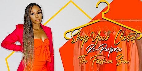 SYC Fashion Show: Re-Purpose tickets