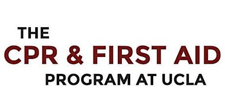 AHA FIRST AID Course - AU 3508 tickets