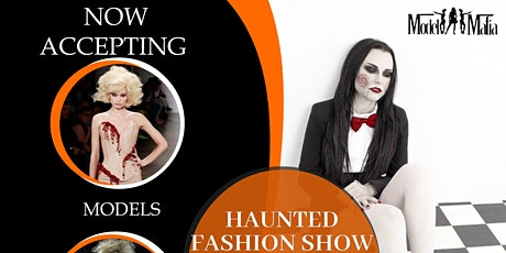 LA FASHION WEEK :THE HAUNTED FASHION SHOW vendors and Designers tickets