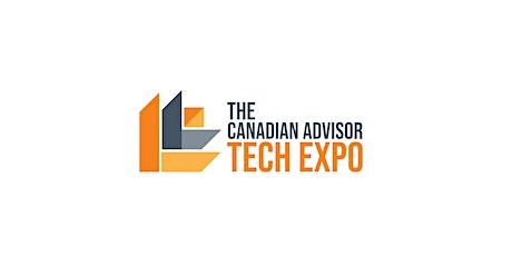 The Canadian AdvisorTech Expo tickets