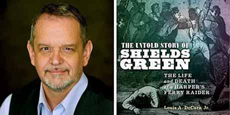 """Live Q&A: """"The Untold Story of Shields Green"""" With Louis A. DeCaro Jr. tickets"""