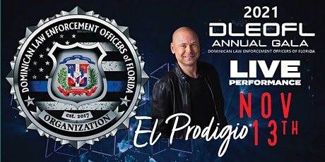 Dominican Law Enforcement Officers of Florida (DLEOFL) Annual Gala tickets