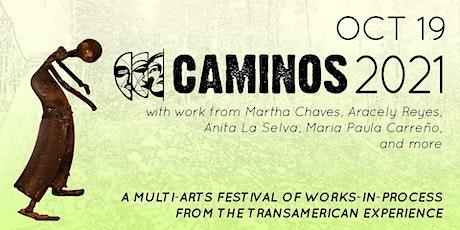CAMINOS 2021 - Oct 19th - free registration tickets