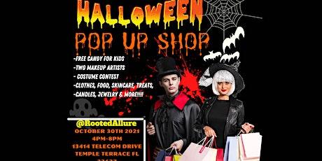 Halloween  PopUp Shop tickets