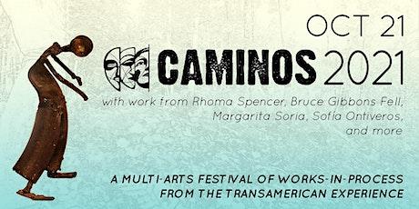 CAMINOS 2021 - Oct 21st - free registration tickets