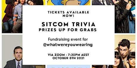 Sitcom Trivia - Fundraising event (Australia) tickets