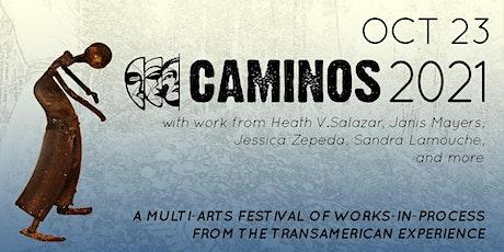 CAMINOS 2021 - Oct 23rd - free registration tickets