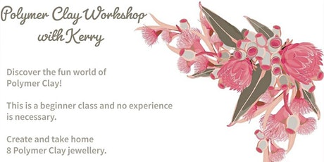 Polymer Clay Workshop with Kerry tickets