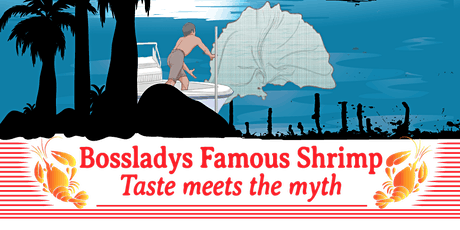 Bossladys Famous Shrimp Grand Opening Day tickets