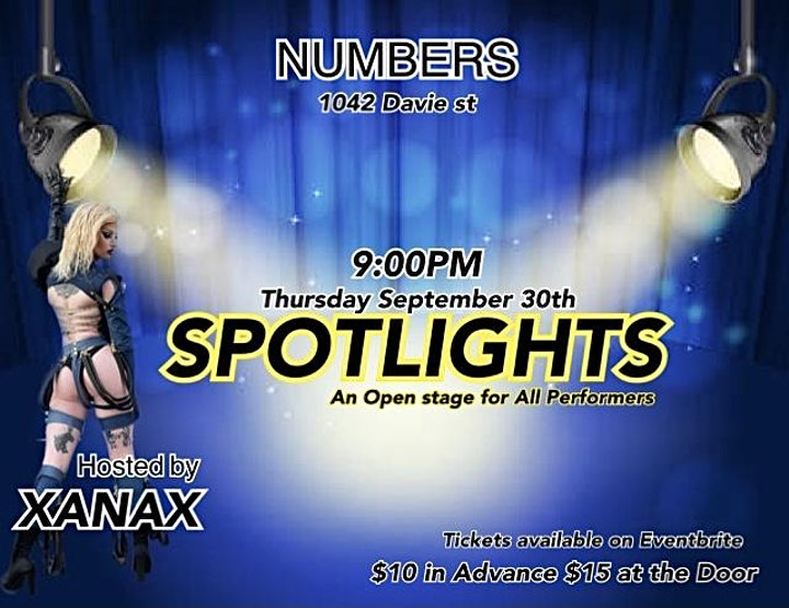 Spotlights At Numbers image