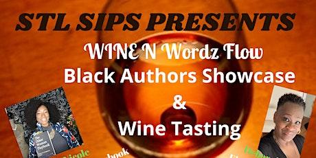 Wine N Wordz Black Author Showcase tickets