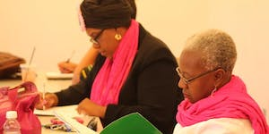 2015 Poems & Pink Ribbons Creative Writing Workshop