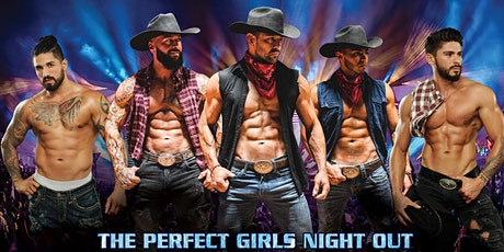 HUNKS The Show at Touch Bar El Paso (El Paso, TX) 10/23/21 tickets