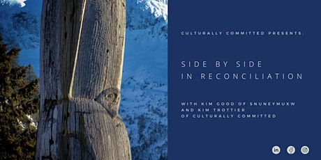 Side by Side in Reconciliation tickets