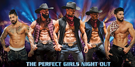 HUNKS The Show at Country Haven Event Center (Effingham, IL) 12/10/21 tickets