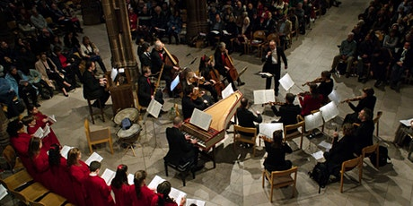 Manchester Baroque plays  Handel's Messiah  with Manchester Cathedral Choir tickets