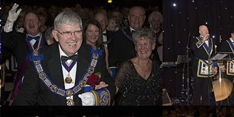 Province of West Lancashire's 161st Annual Grand Ball and Banquet tickets