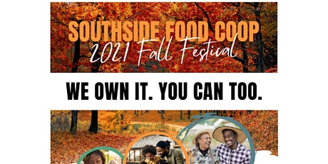 Southside Food Coop: 2021 Fall Festival tickets