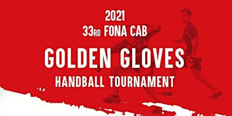 2021 FonaCab Golden Gloves tickets