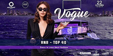 VOGUE - The Yot Club Gold Coast tickets