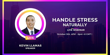 Handle Your Stress Naturally tickets