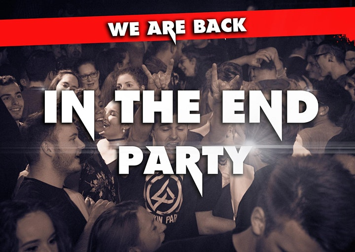IN THE END - LP Tribute & 90s / 2000s Rock - PARTY: Bild