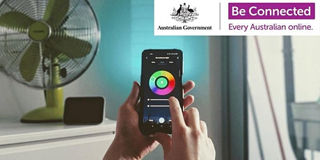 Be Connected - Introduction to smart home devices @ Dianella Library tickets