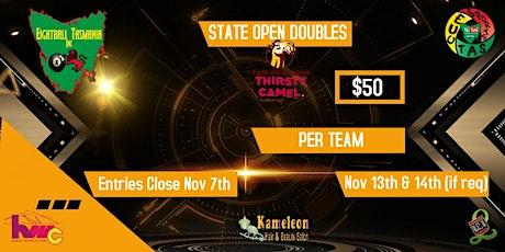 2021 Tasmanian Open Doubles tickets