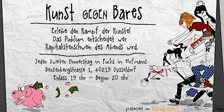 Kunst Gegen Bares Tickets