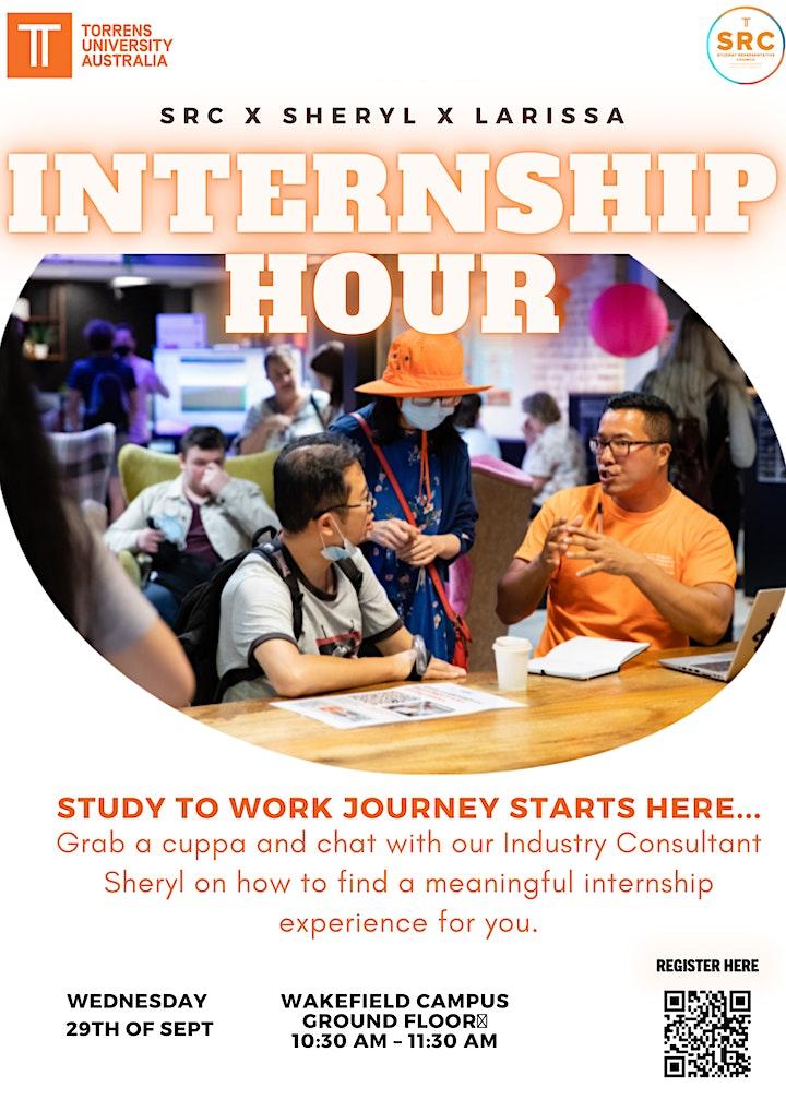 Internship Hour image