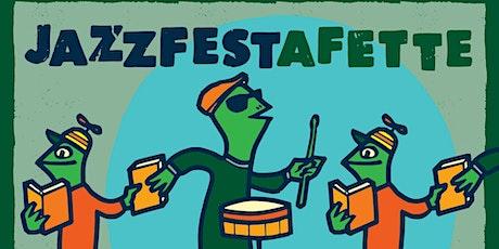 JazzFestafette 2021 tickets