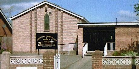 Christine Dodds - Sunday Divine Service tickets
