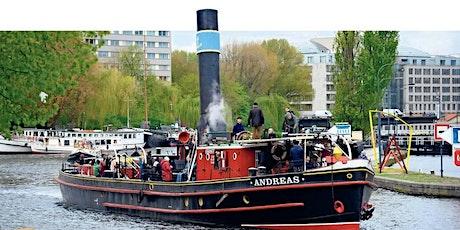 Dampferfahrt vom Historischen Hafen Berlin Tickets
