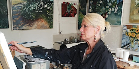 An exhibition of new paintings by Denise Hussey tickets