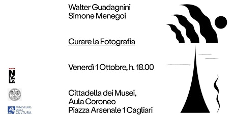 Curare la fotografia, incontro con Walter Guadagnini e Simone Menegoi biglietti