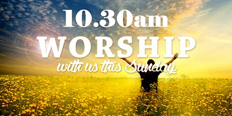 HVMC - 10.30am Sunday Service Registration For 3 October 2021 tickets