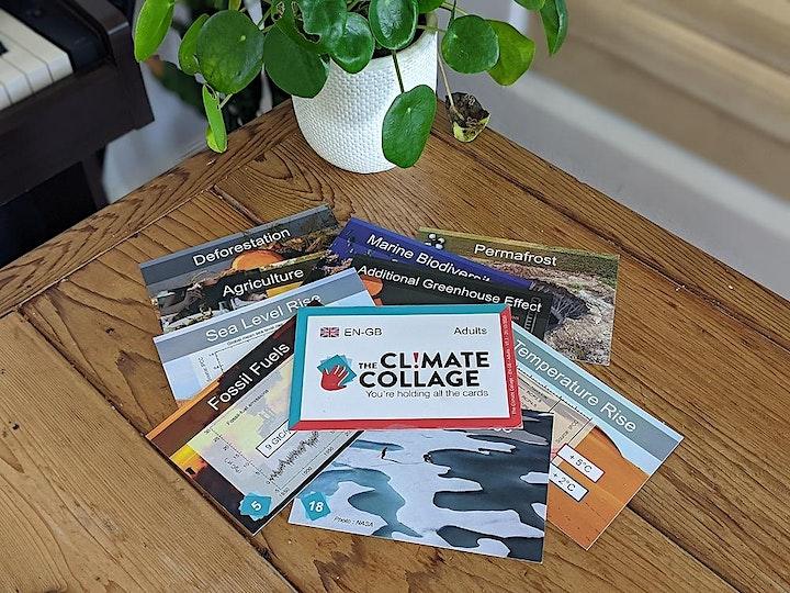 Climate Fresk - A Climate Change Game/Workshop - Amsterdam image