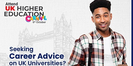 Global Reach- Talk Session with UK Universities tickets