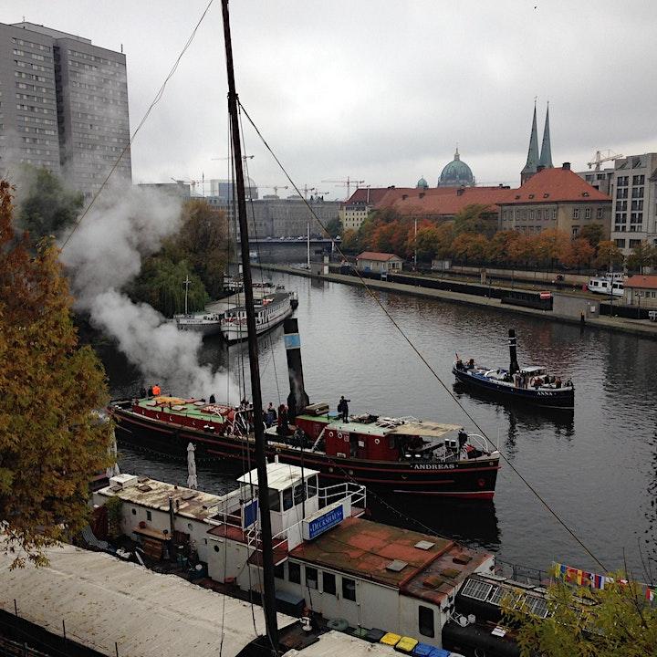 Dampferfahrt vom Historischen Hafen Berlin: Bild