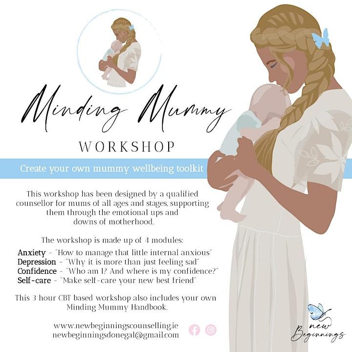 Minding Mummy image