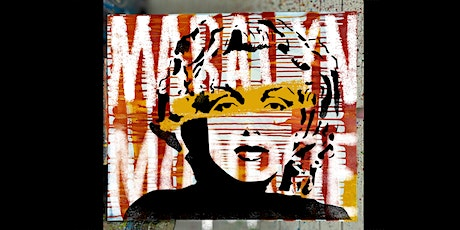 Marilyn Paint and Sip Party  13.11.21 tickets