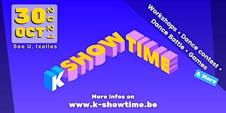 K-Showtime Dance Festival tickets