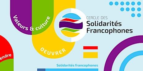 Déjeuner francophonie : le CPCCAF et son rôle en francophonie économique. billets