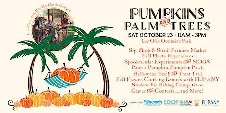 Pumpkins & Palm Trees tickets