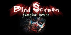 Blind Scream Haunted Houses 2015