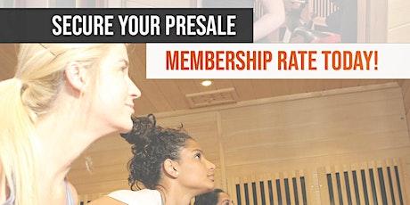 HOTWORX Atlanta-Grant Park Membership Presale Launch tickets
