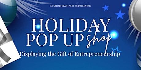 Holiday Pop Up Shop Vendors tickets