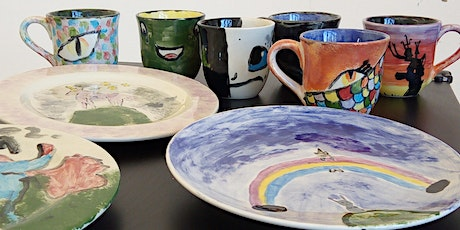 Pottery Painting: Arty Farty Half Term tickets